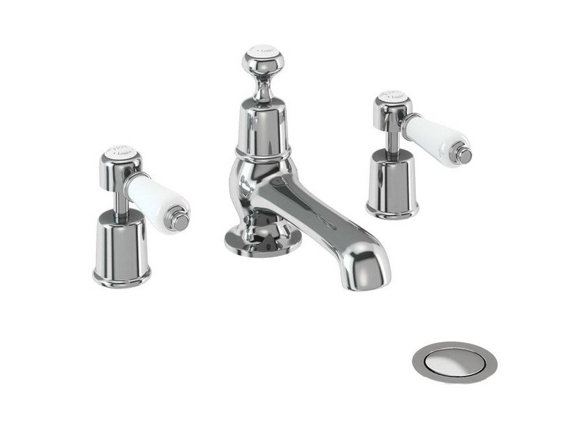 3 hole washbasin tap KENSINGTON | 3 hole washbasin tap - Polo