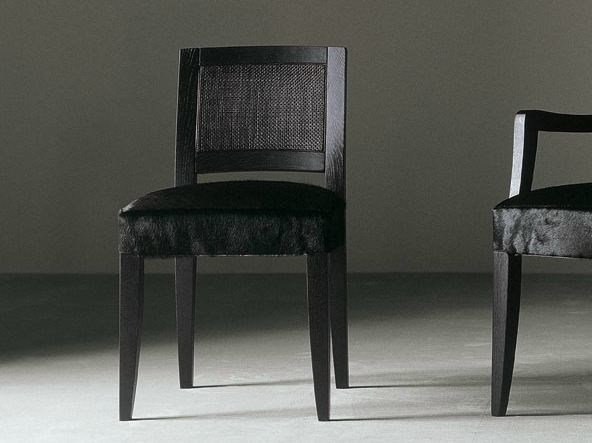 Upholstered chair KERR SETTE - Meridiani