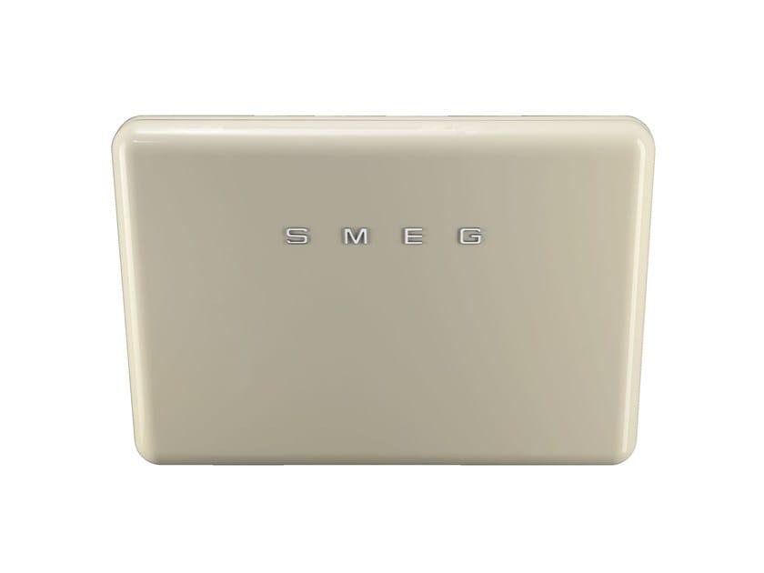Slide-out wall-mounted cooker hood KFAB75CR | Cooker hood - Smeg