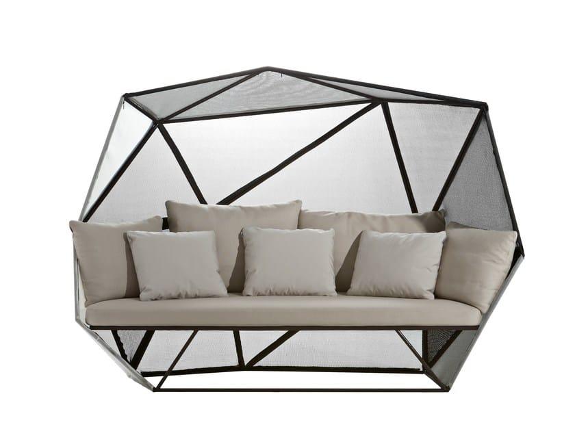 3 seater sofa KHAIMA - Driade