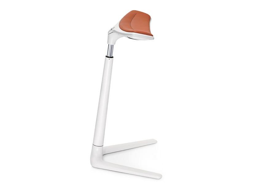 Height-adjustable office stool KINETIC IS5 700K by Interstuhl