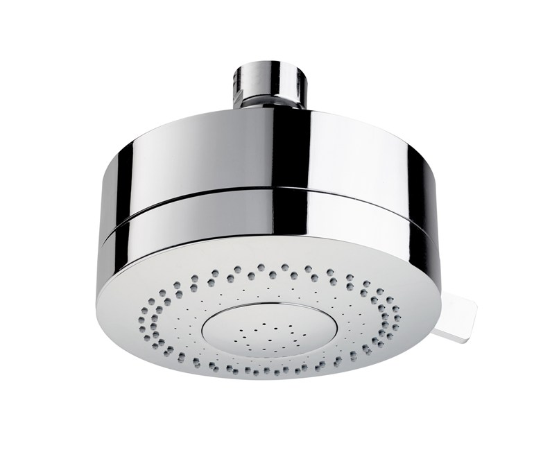 Adjustable 3-spray overhead shower KIRA - LP - Ø 100 - Bossini