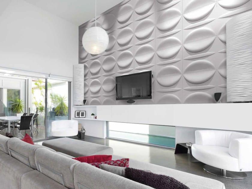 Bamboo fibre 3D Wall Cladding KISS by RECORD - BAGATTINI