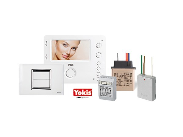 Home automation system for automations for households 2VOICE + YOKIS - YOKIS