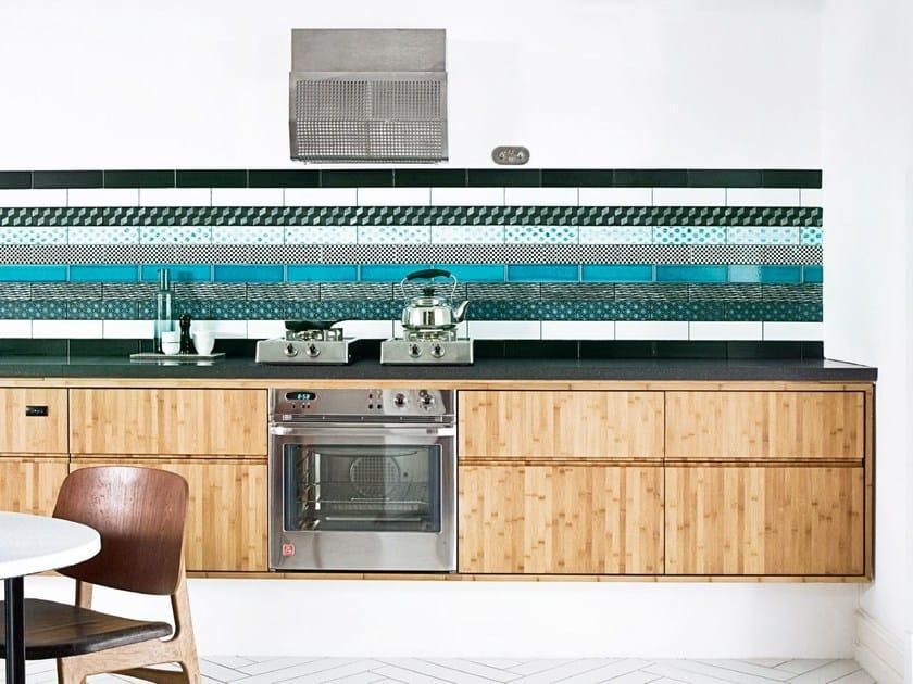 Lava stone kitchen worktop NUDA LAVA | Kitchen worktop by Made a Mano