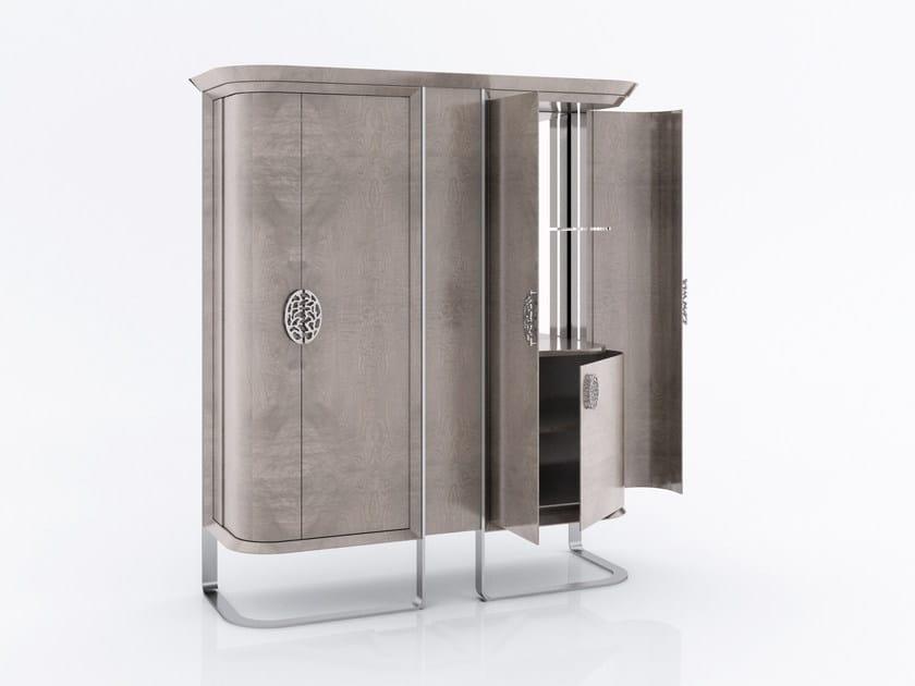 Ash bar cabinet KLASS   Ash bar cabinet by Muebles Canella