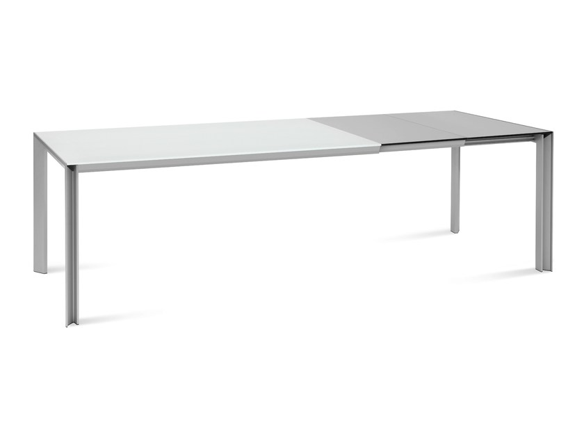 Extending dining table KLASS by DOMITALIA