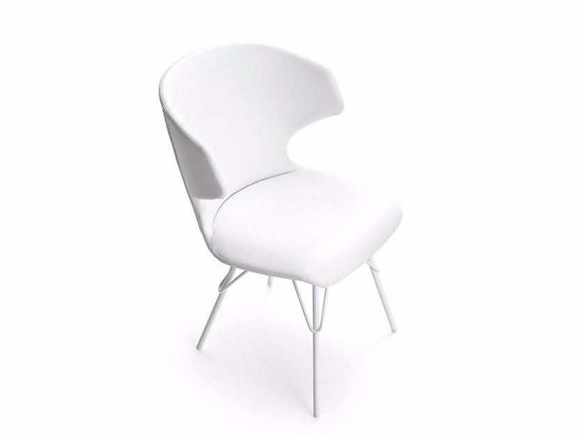 Fabric chair KLOE | Chair - Varaschin