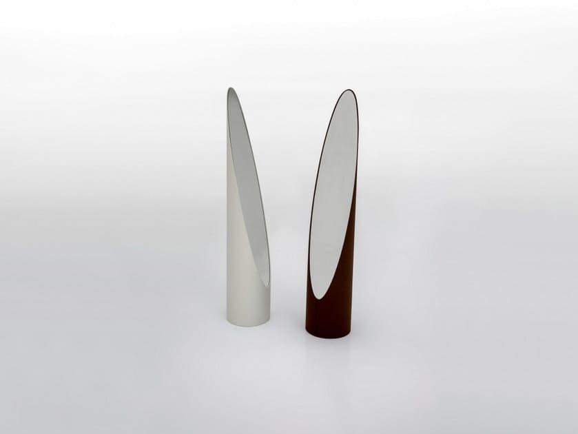 Freestanding oval mirror KOLONAKY by Tonin Casa