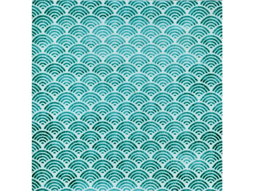 Quarry wall tiles / flooring KOMON K4 by Made a Mano