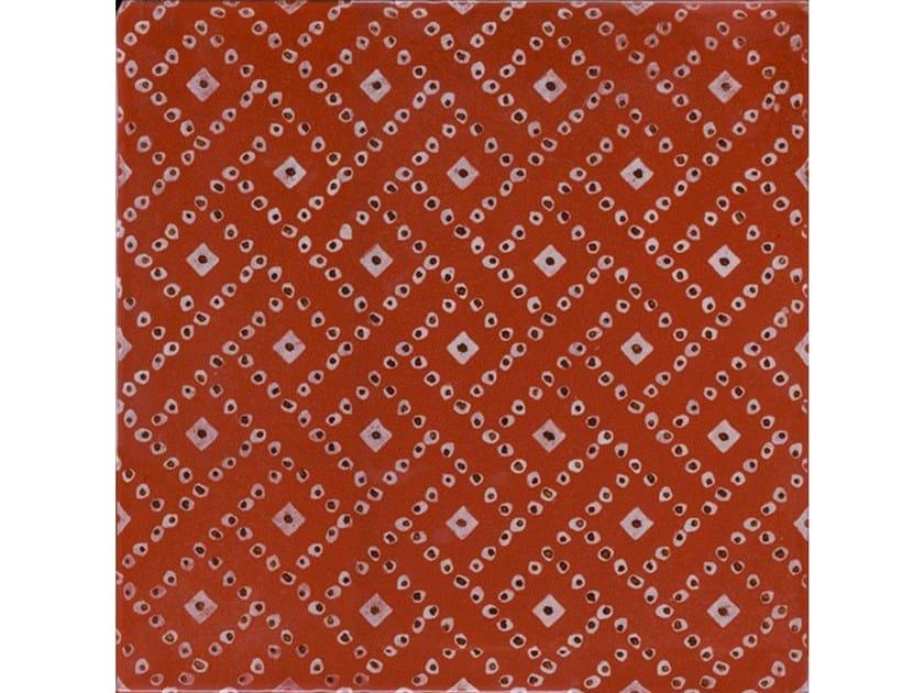 Quarry wall tiles / flooring KOMON K7 by Made a Mano