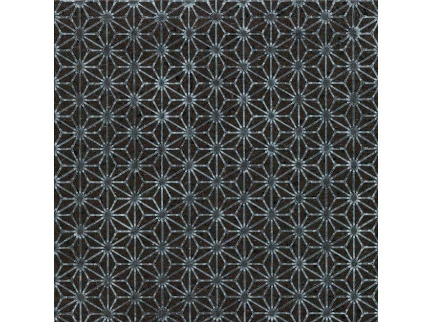 Lava stone wall/floor tiles KOMON NATURA KN11 by Made a Mano