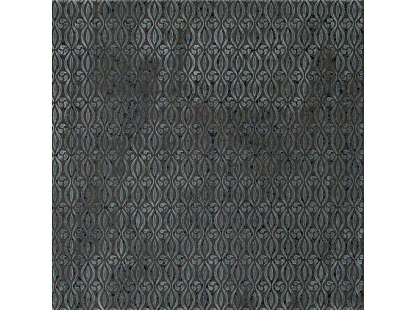 Lava stone wall/floor tiles KOMON NATURA KN13 by Made a Mano