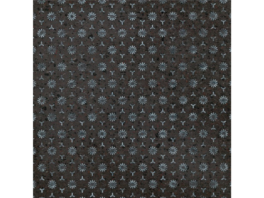 Lava stone wall/floor tiles KOMON NATURA KN17 by Made a Mano