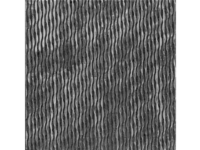 Lava stone wall/floor tiles KOMON NATURA KN9 by Made a Mano