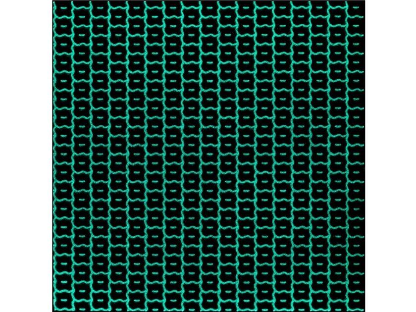 Lava stone wall/floor tiles KOMON TATTO LUMINESCENT KTL12 by Made a Mano