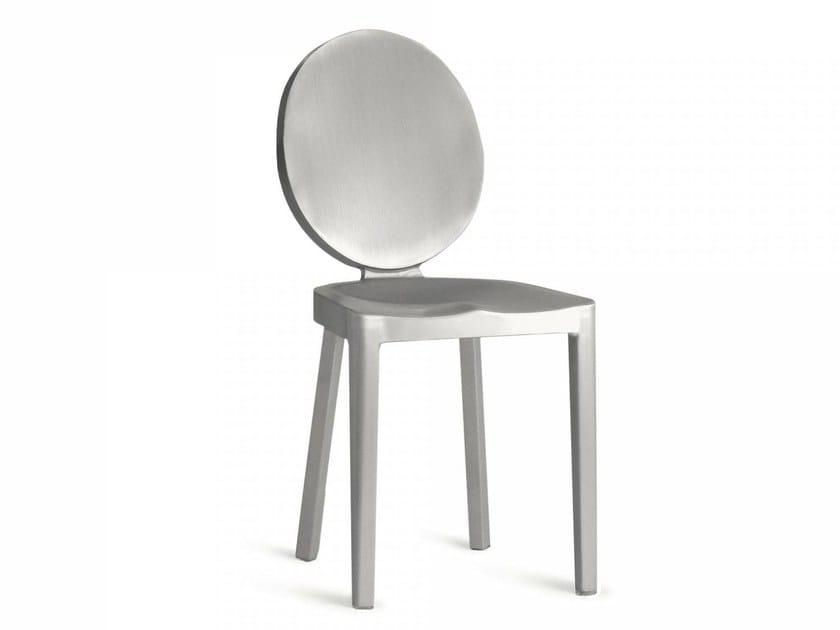 Sedia in alluminio KONG | Sedia by Emeco