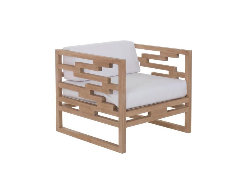 Lounge chair KONTIKI - EMU Group S.p.A.