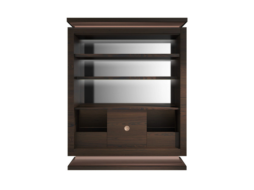 Solid wood bar cabinet KOS BAR - Capital Collection by Atmosphera