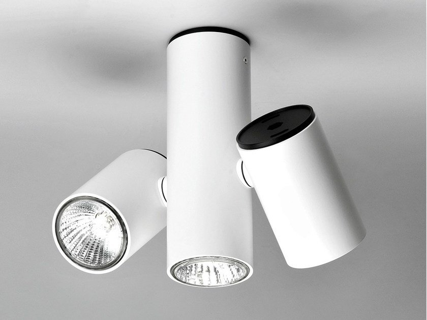 LED Ceiling adjustable light projector KRONN 6235 - Milan Iluminación