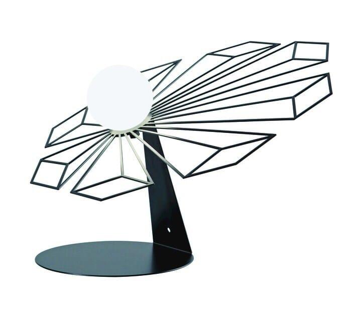 Metal table lamp KUKKA - ROCHE BOBOIS