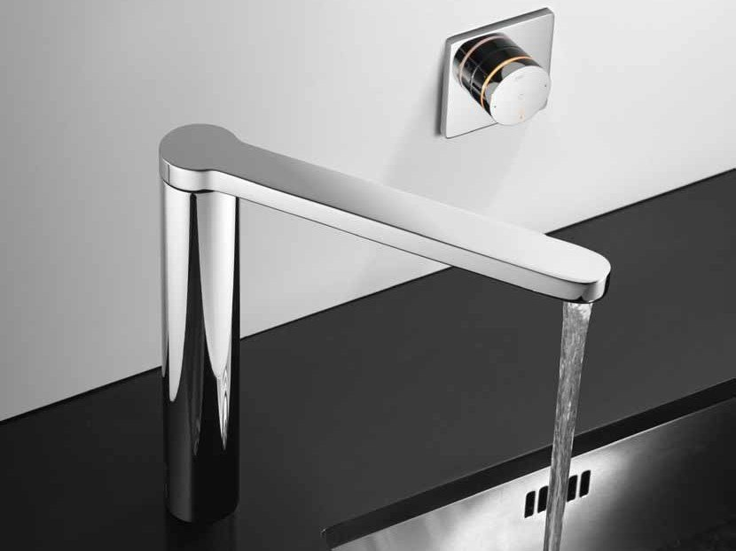 Electronic kitchen mixer tap KWC ONO TOUCH LIGHT PRO | Kitchen mixer tap - Franke Water Systems AG, KWC