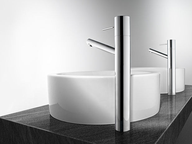 Countertop stainless steel washbasin mixer KWC ONO | Washbasin mixer - Franke Water Systems AG, KWC