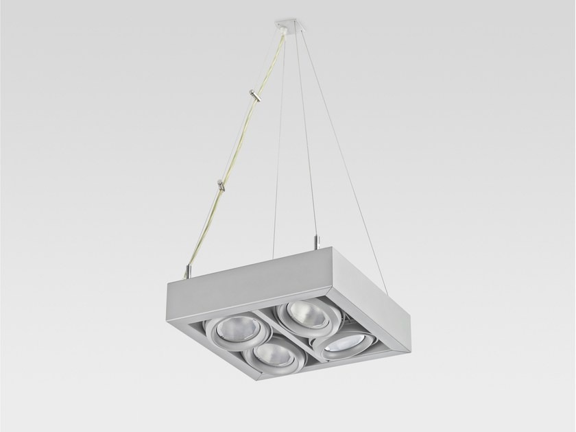 LED pendant lamp LADDER 4X4   Pendant lamp - Reggiani Illuminazione