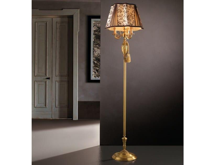 Floor lamp LADY PT3+1 by Euroluce Lampadari