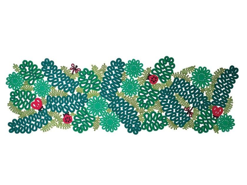 Handmade rug LADYBIRD by Paola Lenti