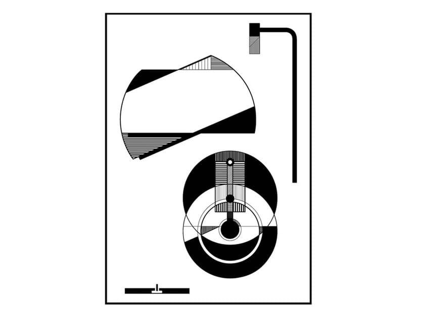 Poster LAMP A3 - Kristina Dam Studio