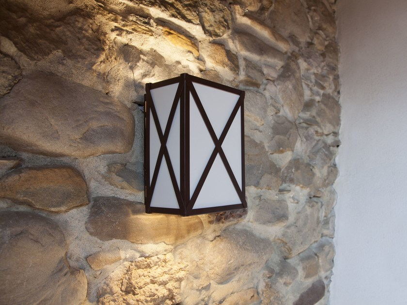 LED wall lamp LANTERNINA - Brillamenti by Hi Project