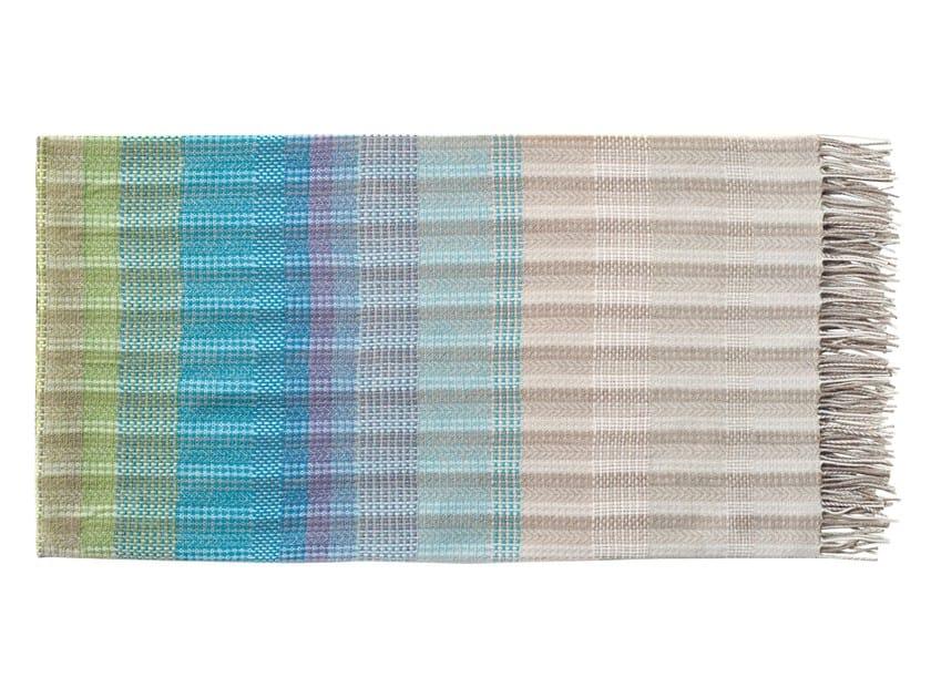 Wool lap robe SPENCER - MissoniHome