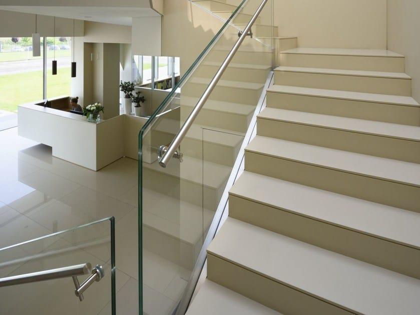 Lapitec® staircase cladding LAPITEC® | Staircase cladding - Lapitec