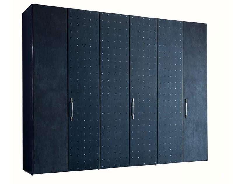 Fabric wardrobe with Swarovski® Crystals MAGNUS | Fabric wardrobe - Hülsta-Werke Hüls