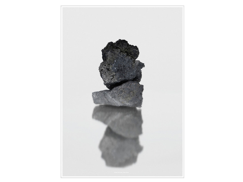 Photographic print LAVA ROCK - Kristina Dam Studio