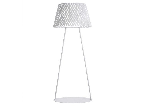 LED metal floor lamp SPIKE | LED floor lamp - ALMA LIGHT