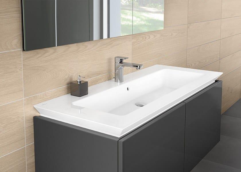lavabo rettangolare legato lavabo villeroy boch. Black Bedroom Furniture Sets. Home Design Ideas