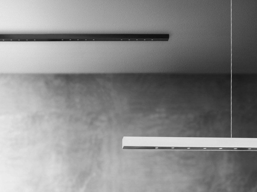 LED pendant lamp LENS LINE | Pendant lamp - Aquaform