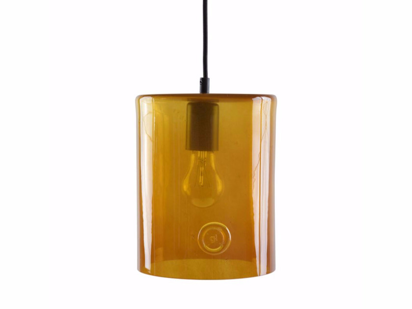 Handmade stained glass pendant lamp LGH00410-0413 by Gie El Home