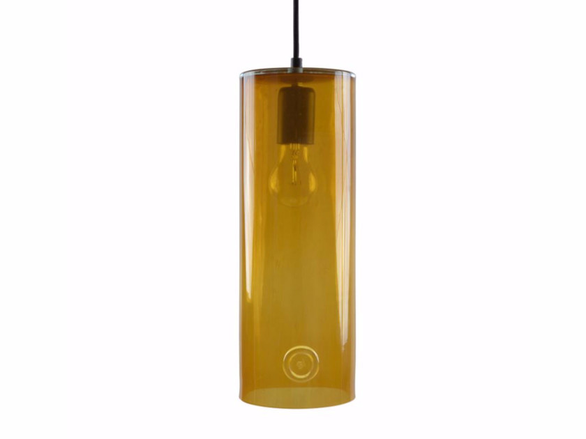 Handmade stained glass pendant lamp LGH0400-0403 by Gie El Home