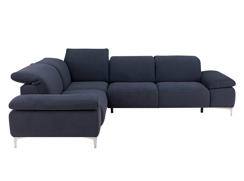 Corner upholstered fabric sofa LIBERTA | Corner sofa by GAUTIER FRANCE
