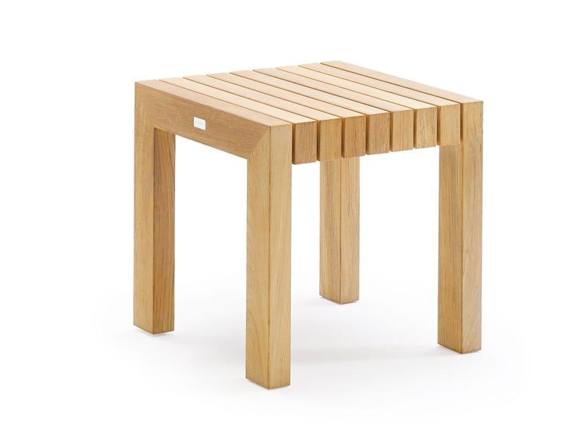 Teak stool / coffee table LIBERTY   Side table - solpuri