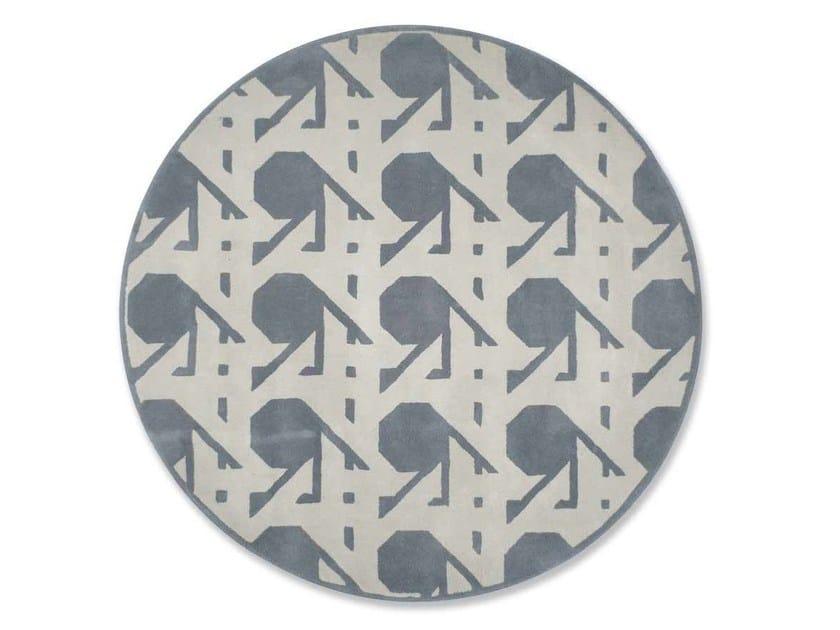 Round wool rug LIENZ - Calligaris