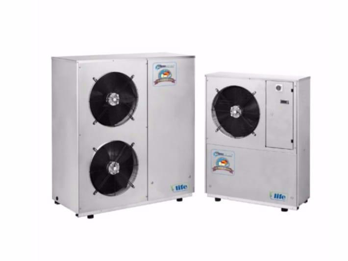 Air to water Heat pump LIFE 15 - 81 - Idrosistemi