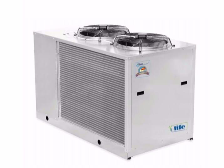 Air to water Heat pump LIFE 91 - 151 - Idrosistemi