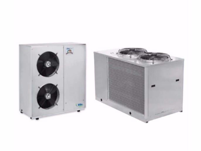 Air to water Heat pump LIFE PLUS 41 - 151 - Idrosistemi