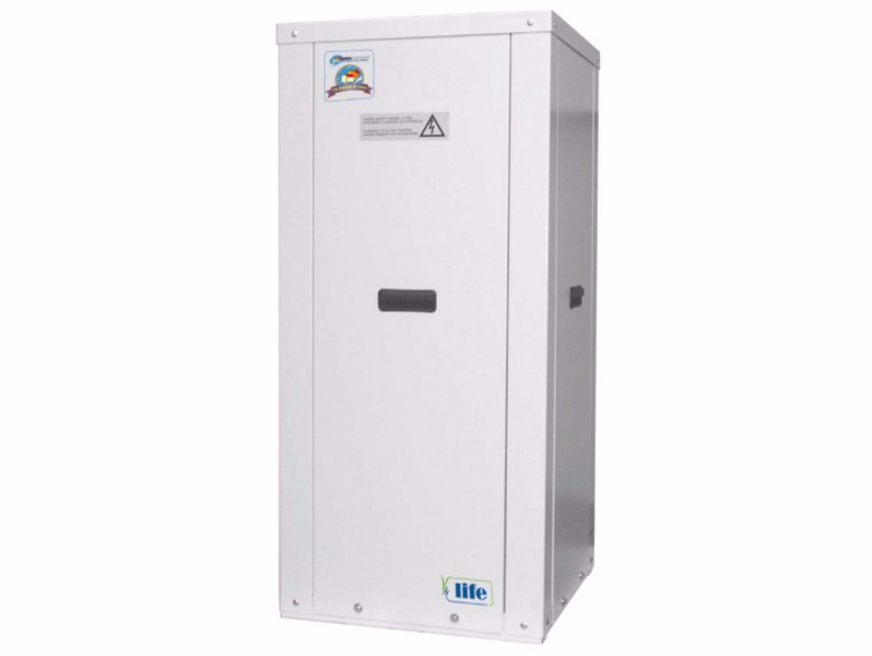 Heat pump and geothermal terminal LIFE WATER 18 - 151 - IdrosistemiEcot Group
