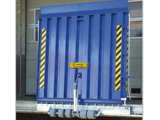 Loading ramp LIGHT ALLOY DOCK RIM LEVELLERS by CAMPISA