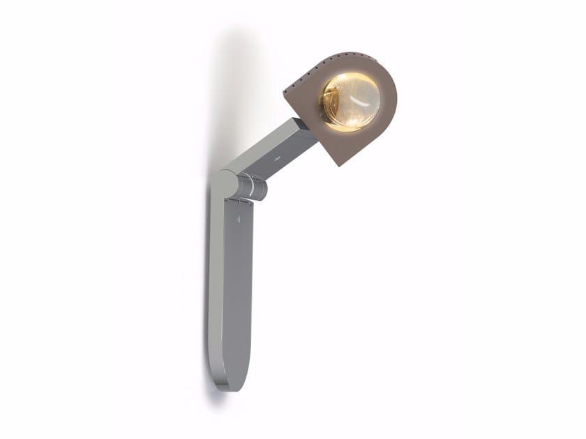 Lampada da parete a LED girevole con braccio flessibile LIGHT FINGER | Lampada da parete - Top Light